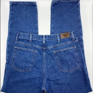 LL Bean Lined Jeans